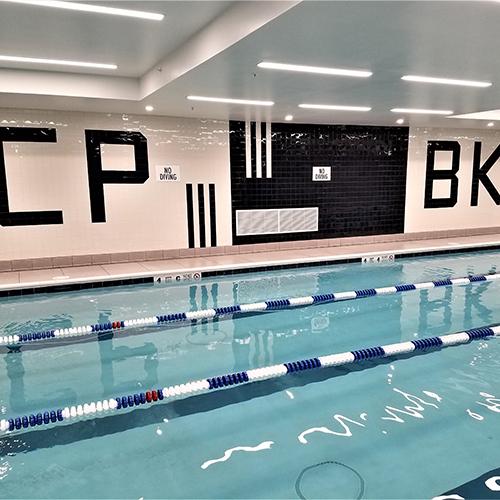 Chelsea Piers Fitness Pool
