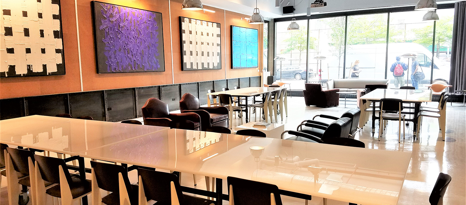 Chelsea Piers Fitness Lounge