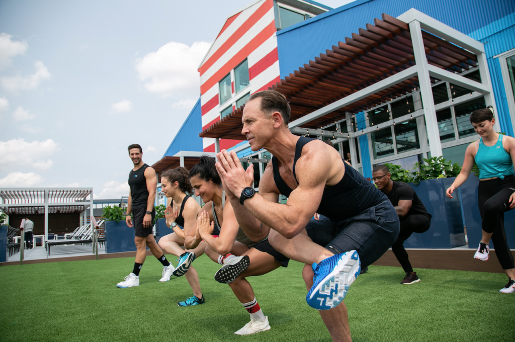 Chelsea Piers Fitness - Sundeck