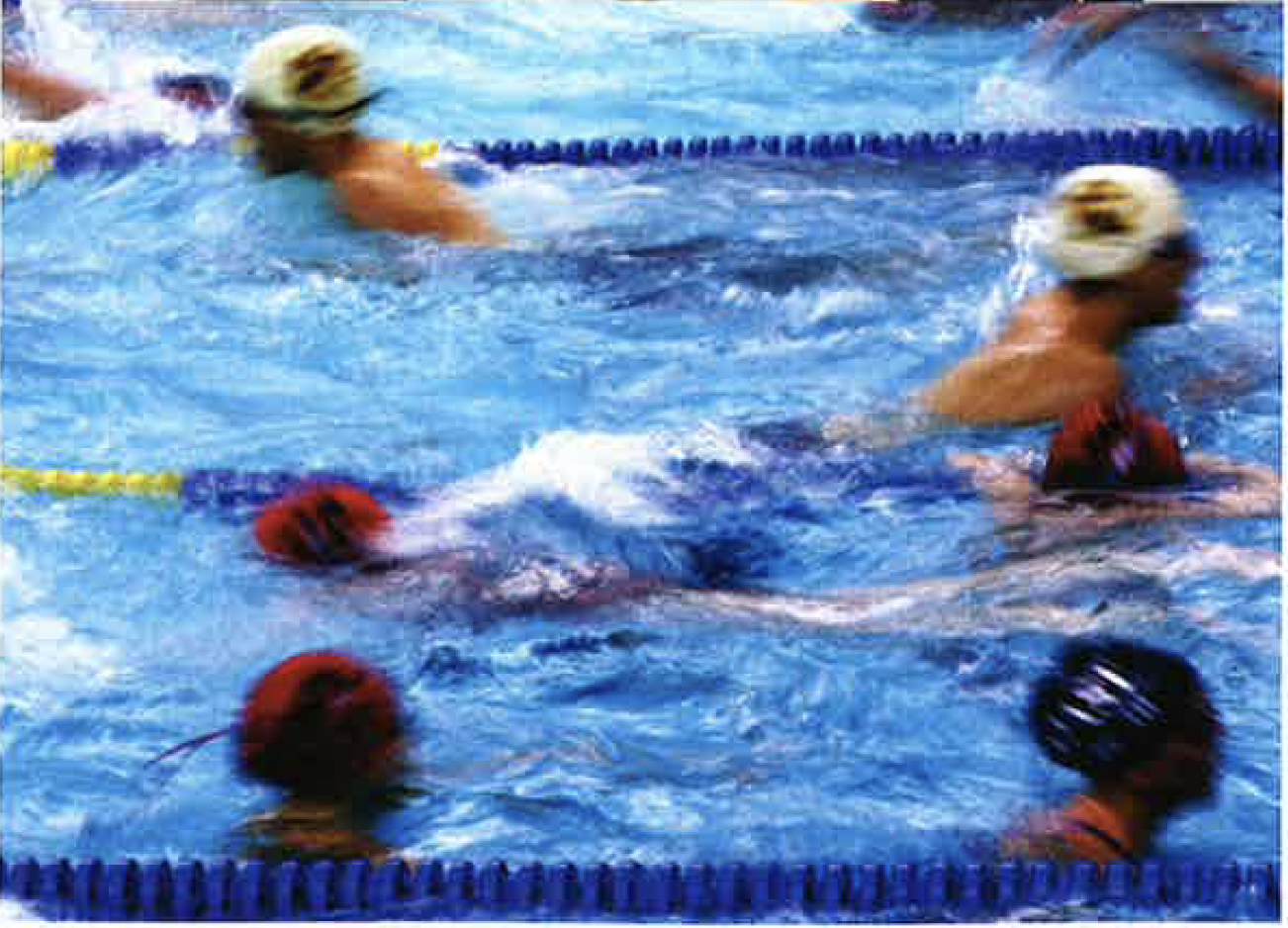 Competitive Swimmers