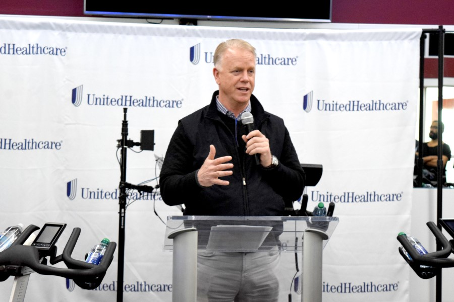 Former NFL quarterback Esiason founded the organization in 1993.