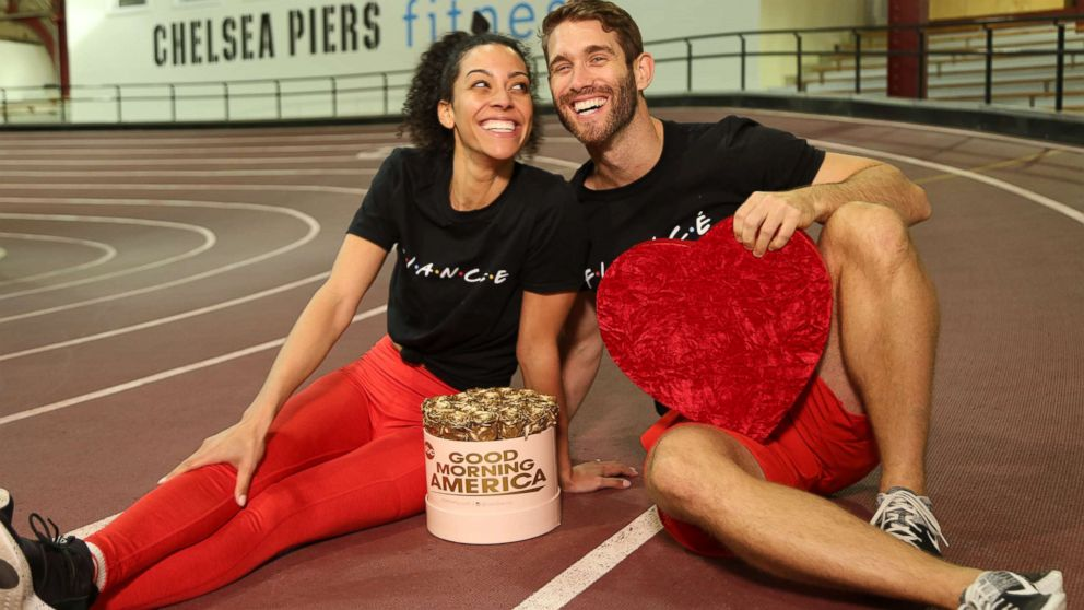 Grab your Partner and try this Valentine's Day Couples Workout