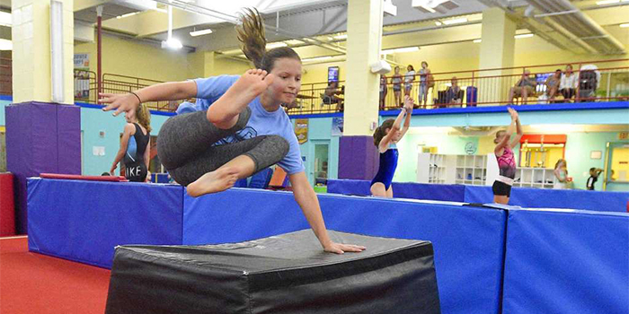 Monkey walks, anyone? Parkour's popularity grows in Stamford